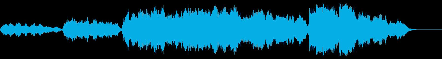 君が代/国歌【ソプラノ・オーケストラ】の再生済みの波形