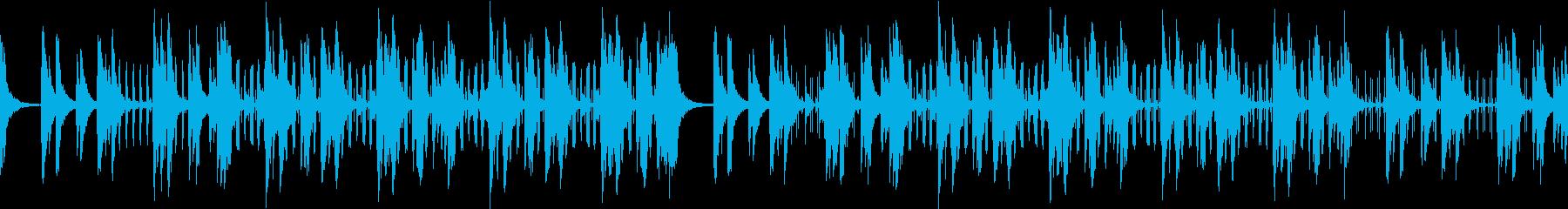 感動的・おしゃれ・シティ・ピアノサウンドの再生済みの波形