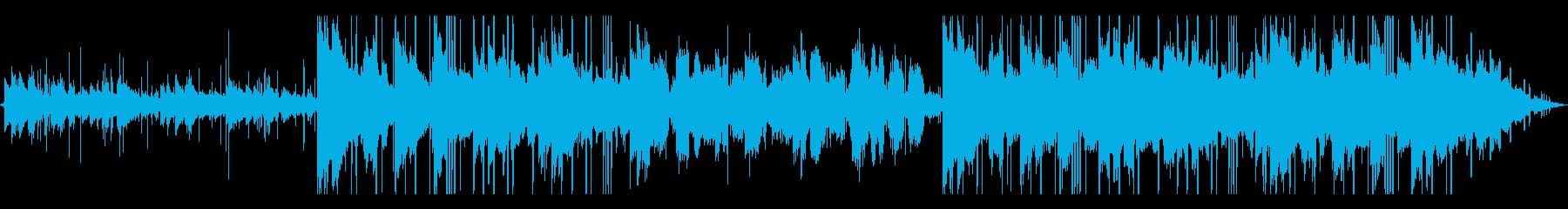 Lofi Hiphop/チル/癒し系の再生済みの波形