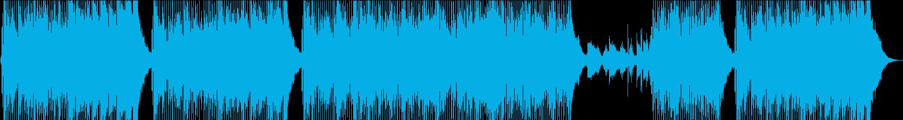 フユーゲルホーンが切ないスムースジャズの再生済みの波形