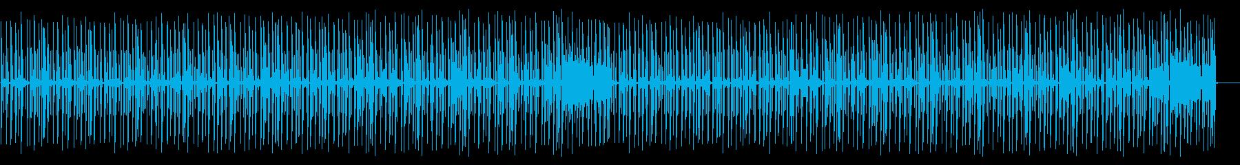 8ビット/チップチューン系チュートリアルの再生済みの波形