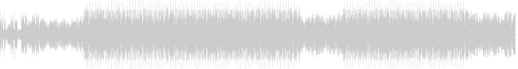 bpm092 ボコーダーEDMエレクトロの未再生の波形