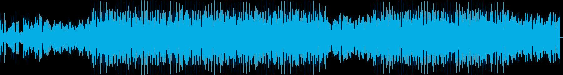 bpm092 ボコーダーEDMエレクトロの再生済みの波形