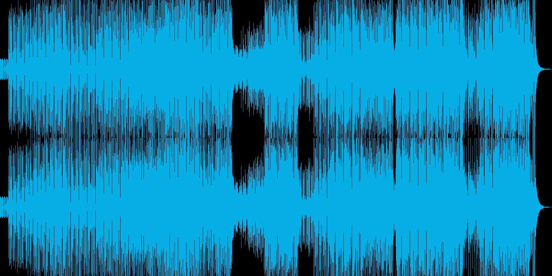 カラフルでユメカワなピコピコポップス Aの再生済みの波形