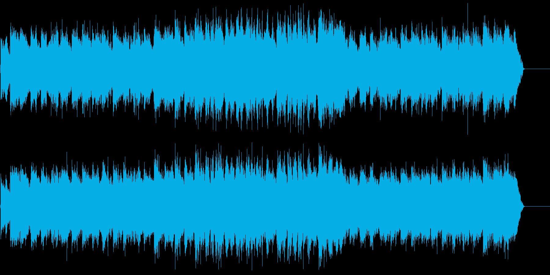 エンディング・洋楽っぽい穏やかなR&Bの再生済みの波形