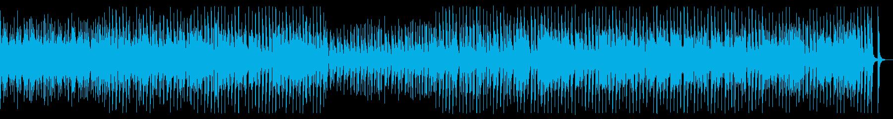 散歩。ポップス_6の再生済みの波形