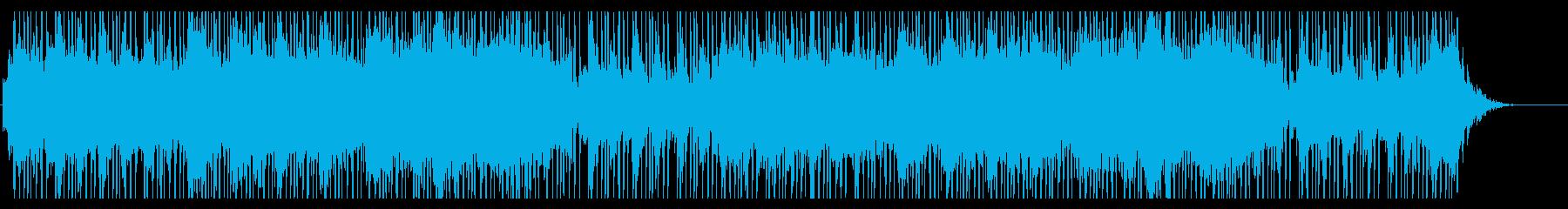 RPGの地下ダンジョンに合うローファイ曲の再生済みの波形