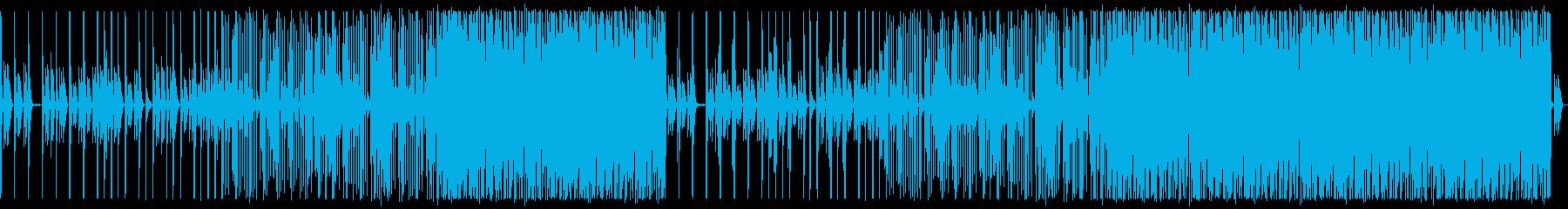 フューチャーベース_No627_1の再生済みの波形