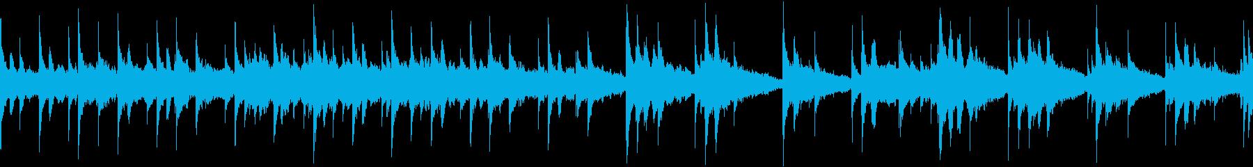 切ないオルゴール ループ仕様の再生済みの波形