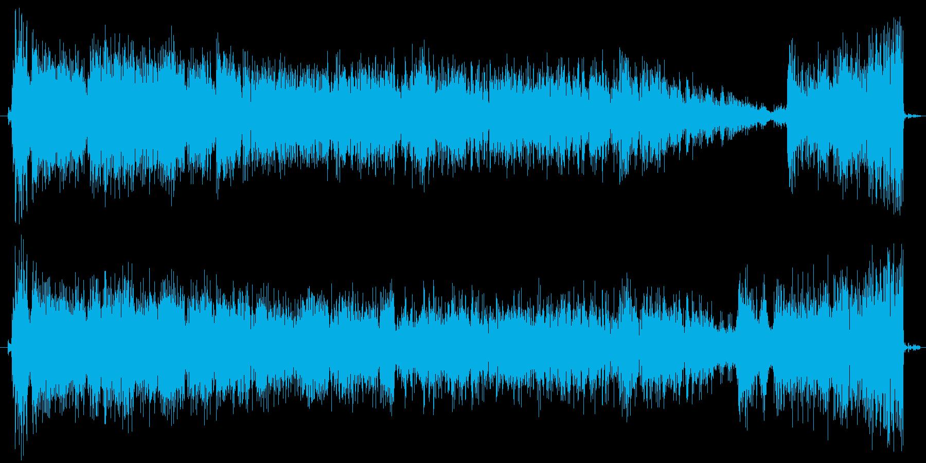 蒸発器のZIPの再生済みの波形