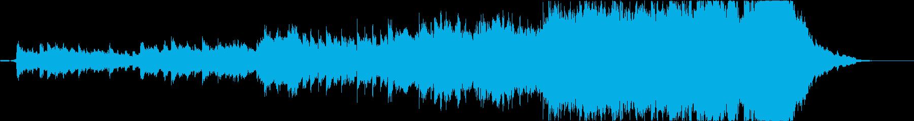 クラシック 交響曲 感情的 バラー...の再生済みの波形