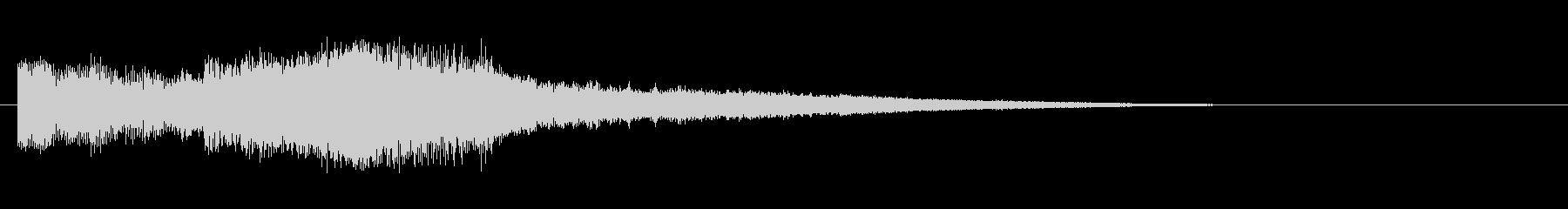 南国SE4 ノーマルカード入手 正解の未再生の波形