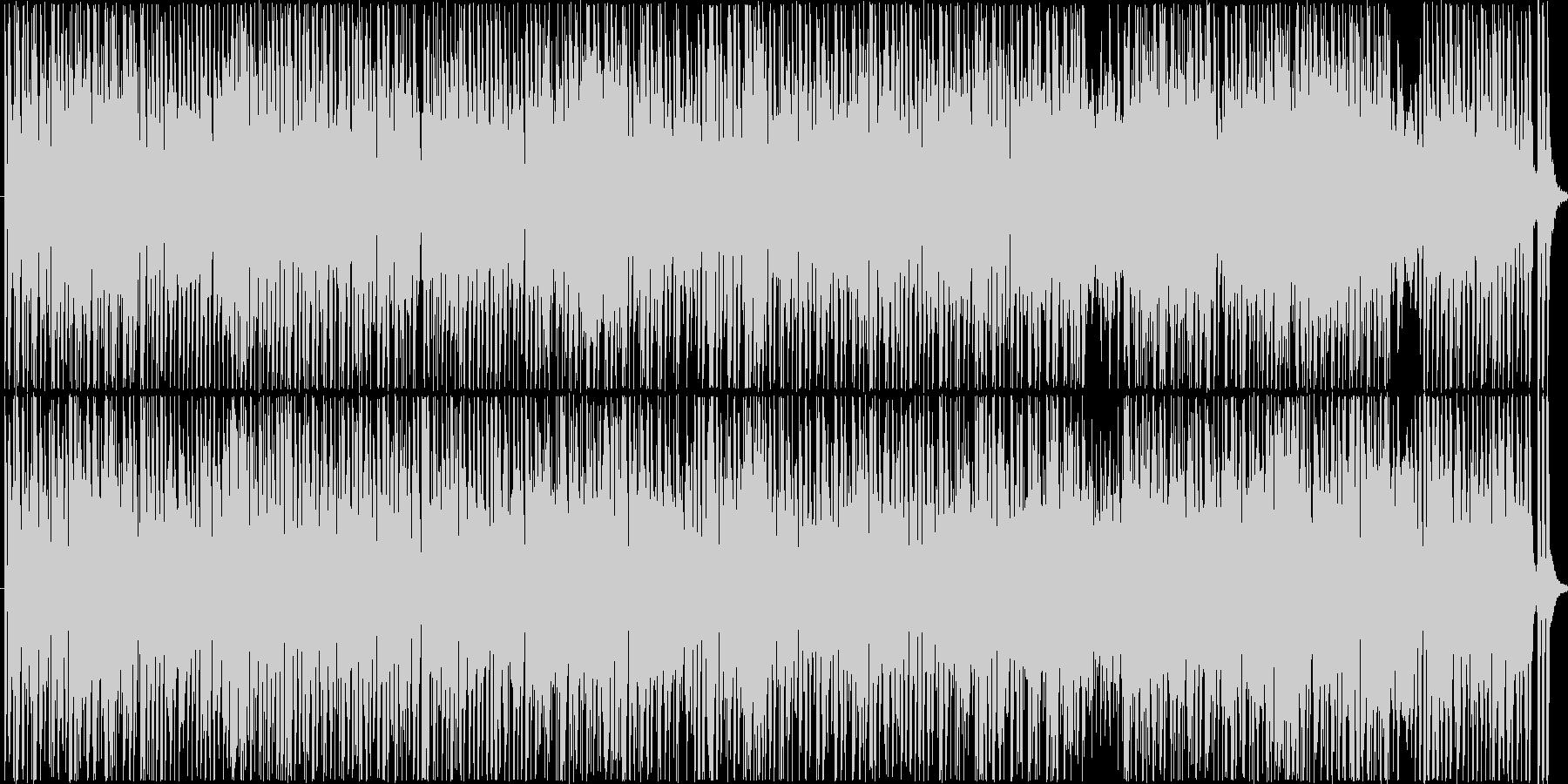 タランテラヒップホップ。伝統と現代。の未再生の波形