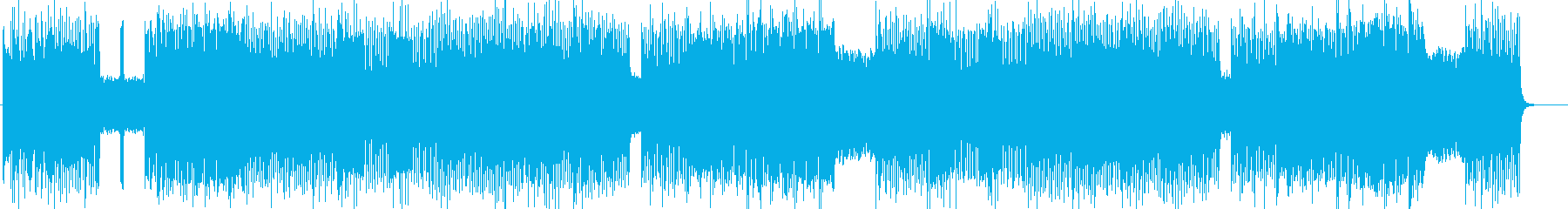 METAL、HARD、POWER 307の再生済みの波形