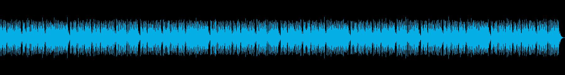 雅楽・日本の伝統音楽風  文化・歴史の再生済みの波形