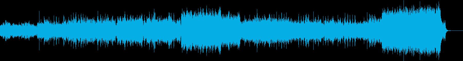 意外となかった?ザ・本格派和風音楽4の再生済みの波形