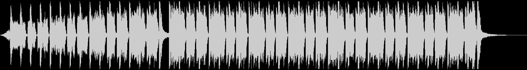 スポーツ音楽(30秒)の未再生の波形