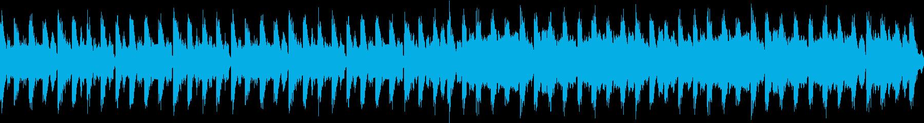 コミカルオーケストラ/カラオケループ仕様の再生済みの波形