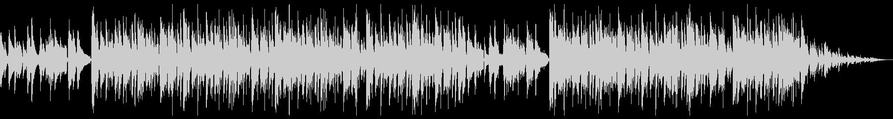 チルホップ ネオソウルギターとサックス2の未再生の波形