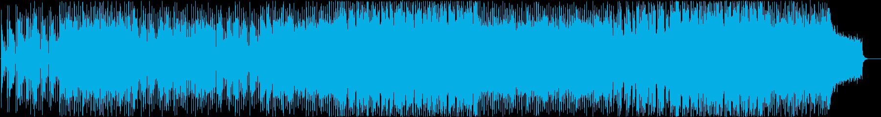 80年代風キラキラなダンスポップ Vo有の再生済みの波形