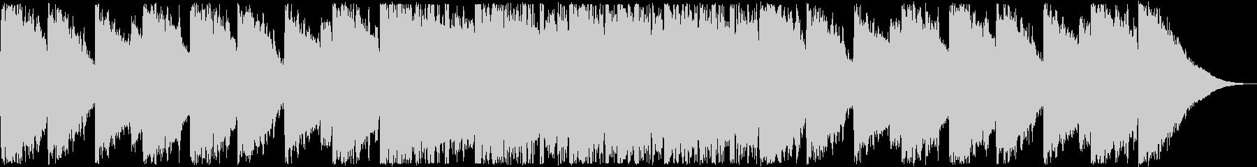 オープニング・おしゃれな洋楽ポップスの未再生の波形