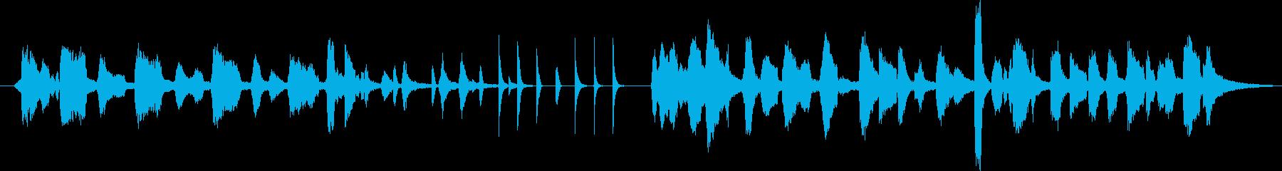 奇怪な気まぐれなオーケストレーショ...の再生済みの波形
