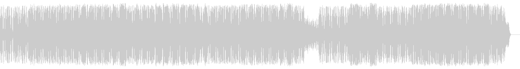 ゴージャス CM PR 情報 メルヘンの未再生の波形