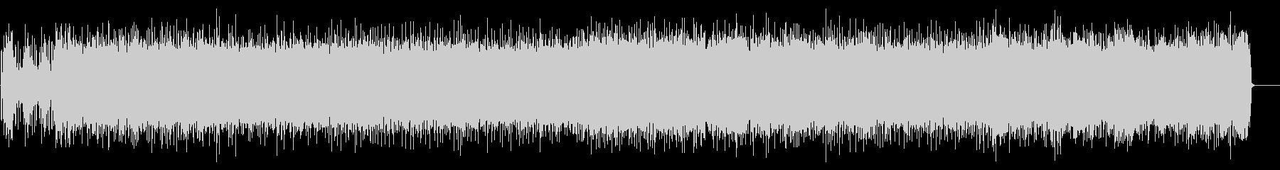 駆け抜けるハード・ロック(フルサイズ)の未再生の波形