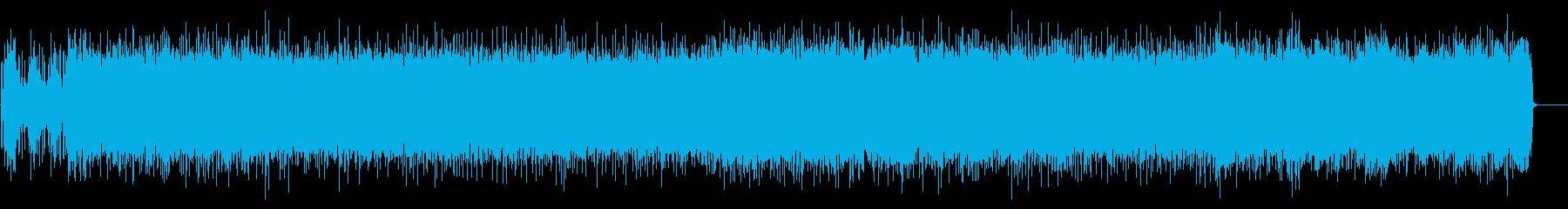 駆け抜けるハード・ロック(フルサイズ)の再生済みの波形