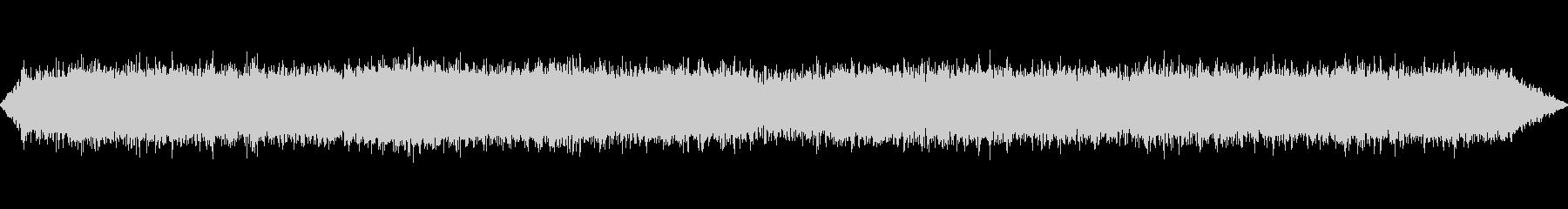 工場環境音01(ゴー)の未再生の波形