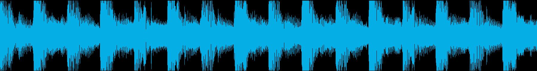 オルタナティブポップロックインスト...の再生済みの波形
