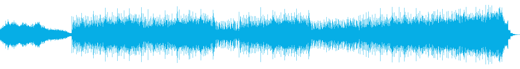 夢の中のエレクトロの再生済みの波形