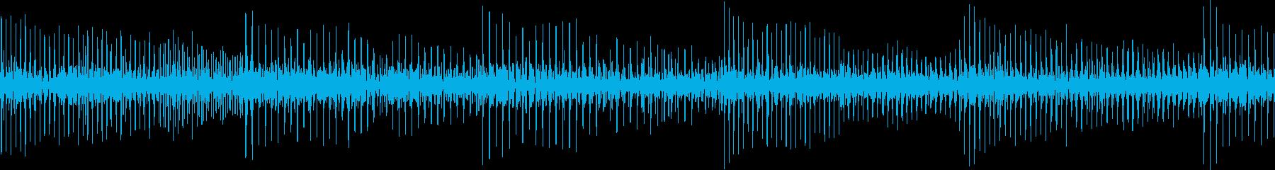 AMGアナログFX12の再生済みの波形
