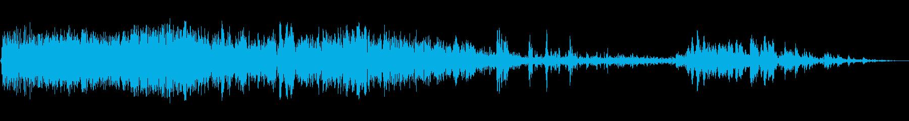 ヘビージャンククラッシュ;ヴィンテ...の再生済みの波形