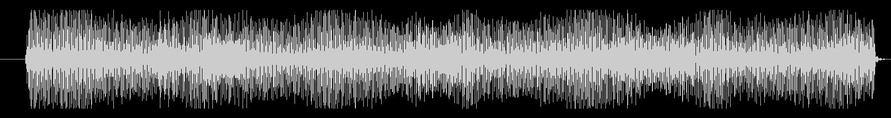 フィクション 実用性 抽象シンセ01の未再生の波形