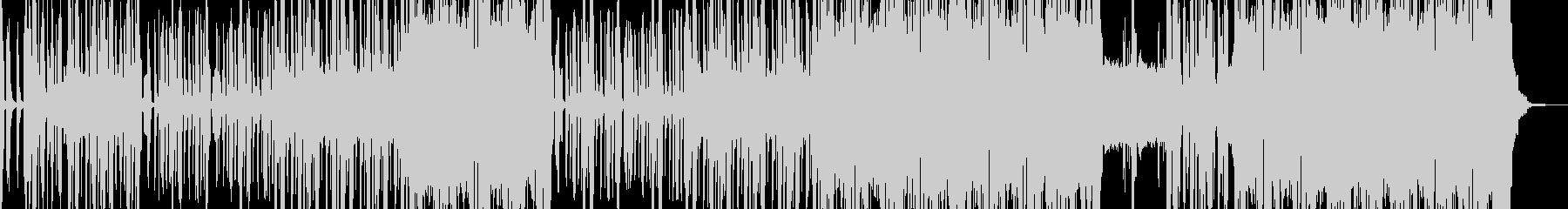 民族楽器・怪しげで恍惚なR&B ボイス無の未再生の波形