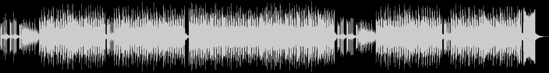 3分クッキングのパロディ曲の未再生の波形