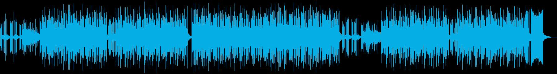 3分クッキングのパロディ曲の再生済みの波形