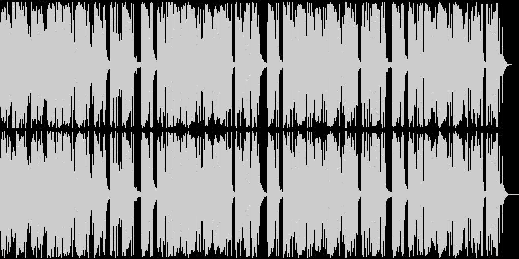 【アンビエント】ロング2、ショート3の未再生の波形