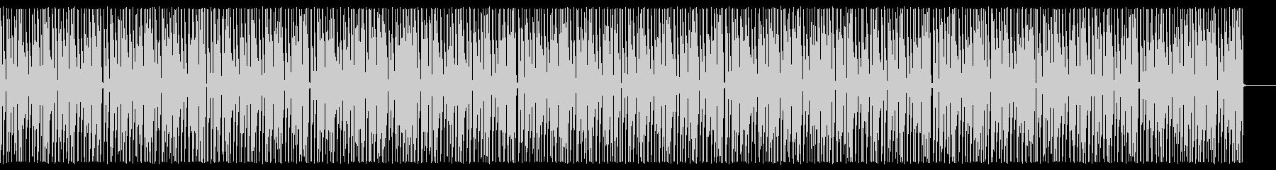 ほのぼのCM系BGM(マリンバ)の未再生の波形