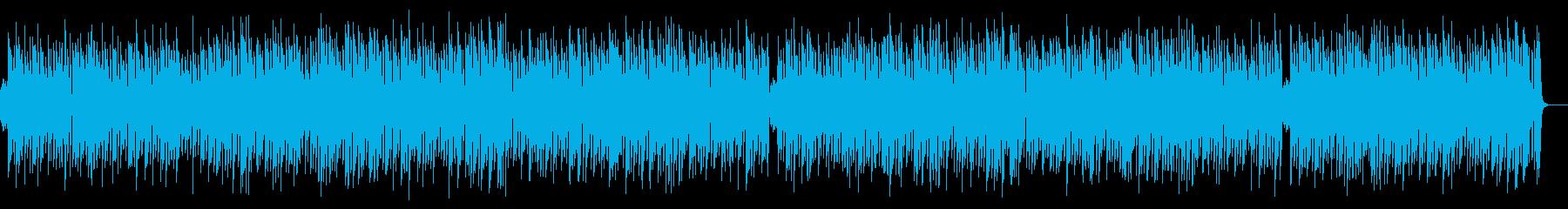 伸びやかなアコーディオンでお洒落なワルツの再生済みの波形
