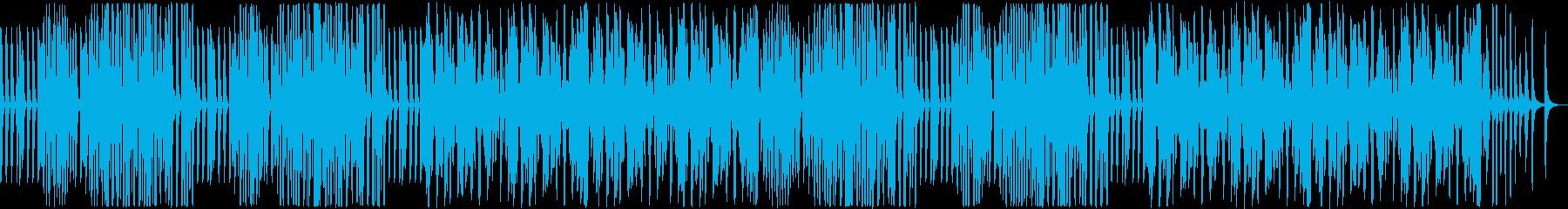 バイオリンとピアノ。タンゴ調の再生済みの波形