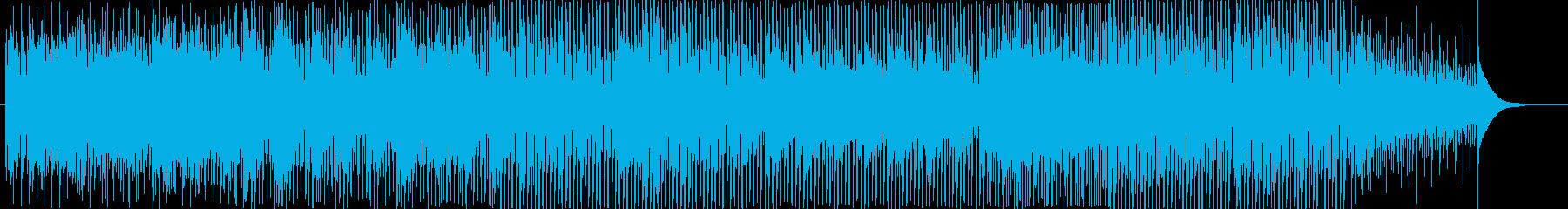 動画 サスペンス 技術的な adv...の再生済みの波形