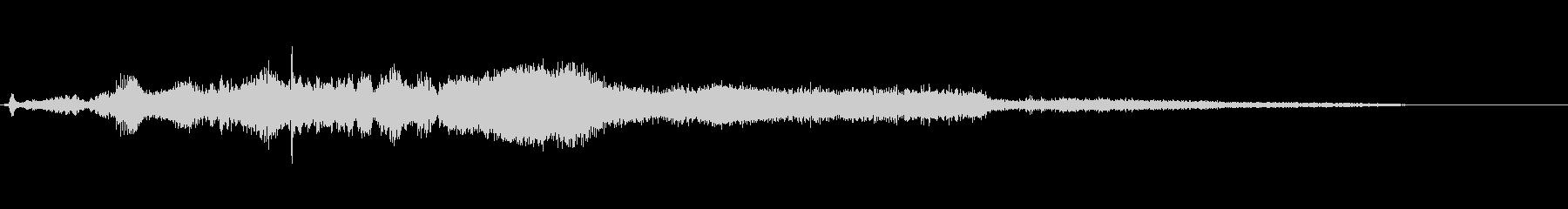 1972 DATSUN 240Z:...の未再生の波形