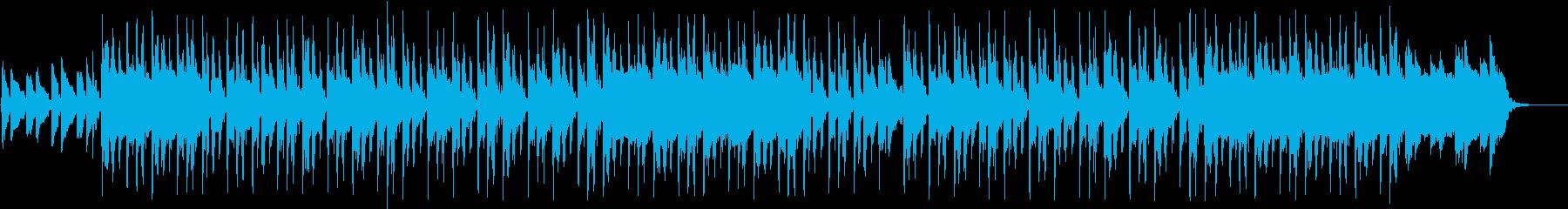 チルアウト、リラックスの再生済みの波形