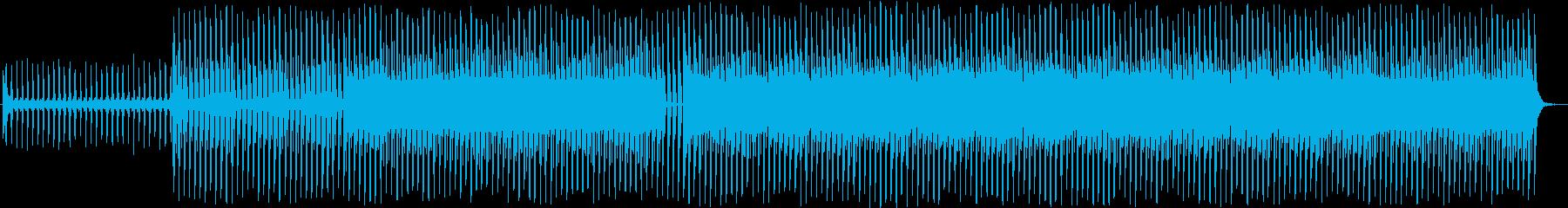 プログレッシブ。メロディシンセ。エ...の再生済みの波形