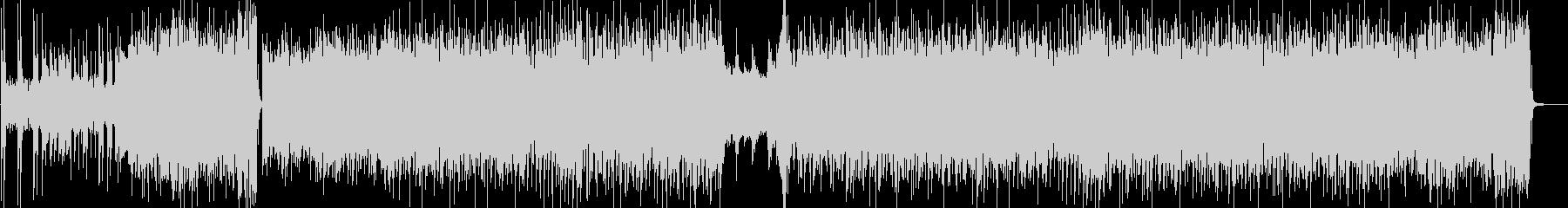 ピアノオーケストラBGMポップ映像にの未再生の波形