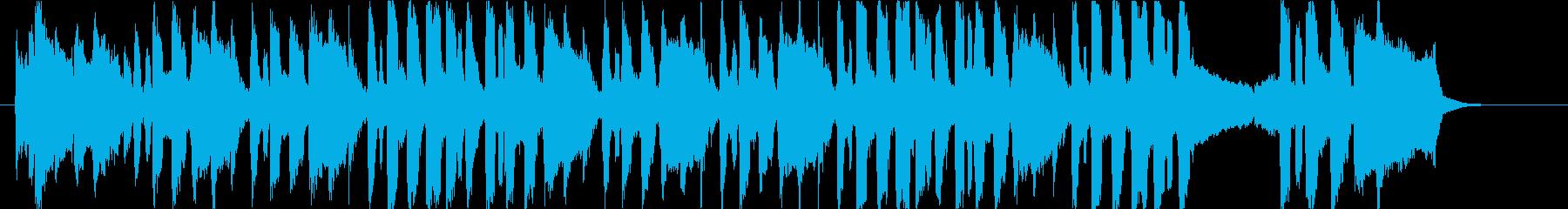 誕生日の歌(ワルツver) 【ハナ】の再生済みの波形
