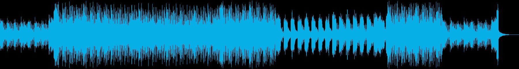 切ない/R&B/紹介PV/OP/EDの再生済みの波形
