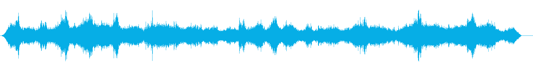 波-大-ロッキー露出海岸に対して-...の再生済みの波形